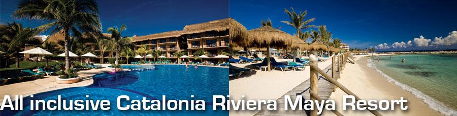 Accommodation at the Catalonia All-Inclusive in Puerto Aventuras, Quintana Roo, Yucatan, Mexico, with Planet Scuba Mexico