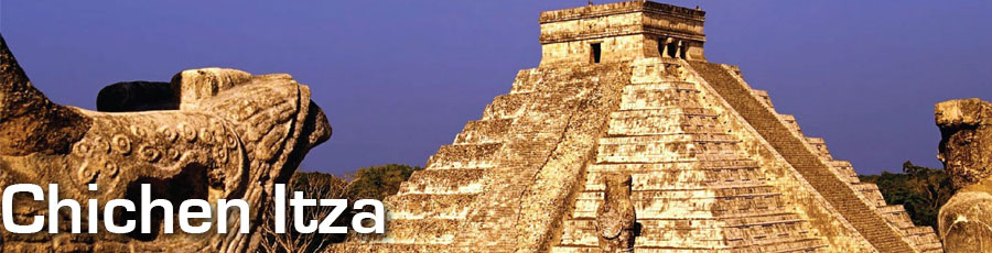 Land tour to Chichen Itza, Yucatan, with Planet Scuba Mexico